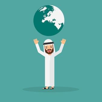 Arabscy biznesmeni zajmują świat