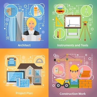 Architekt 2x2 design concept