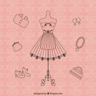 Archiwalne couture