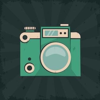 Archiwalne zdjęcie aparatu