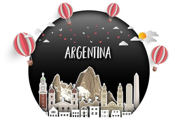 Argentyna landmark