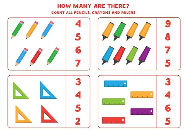 Arkusz edukacyjny dla dzieci w wieku przedszkolnym.