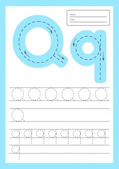 Arkusz kalkulacyjny a4 dla dzieci w wieku przedszkolnym i szkolnym.