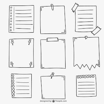 Arkusze papieru