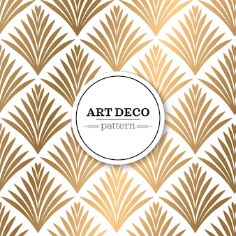 Art deco szwu