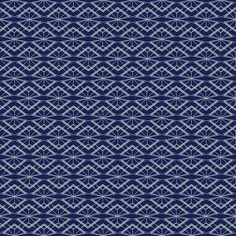 Art deco wzór, geometryczne tło dla projektu, okładki, tekstyliów, tapet, dekoracji w wektorze
