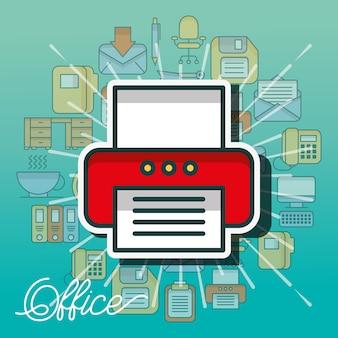 Artykuły biurowe i ludzie