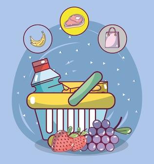 Artykuły spożywcze i zdrowa żywność
