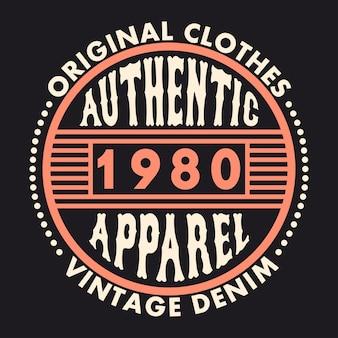 Autentyczny oryginalny projekt odzieży najwyższej jakości grafika marki miejskiej na koszulkę