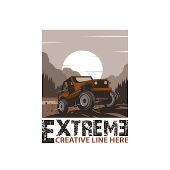 Auto jeep sport