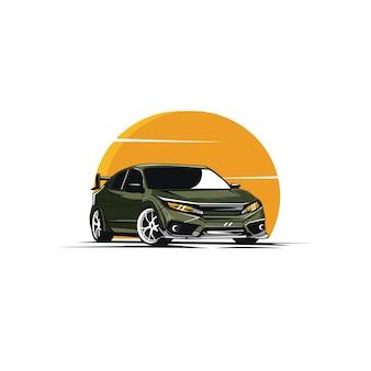 Auto samochód