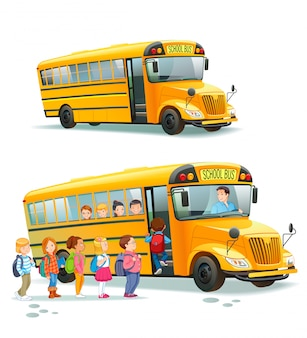 Autobus shool
