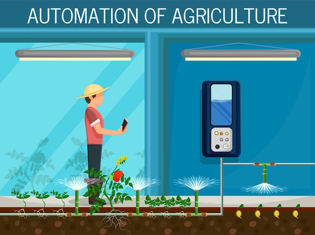Automatyzacja rolnictwo