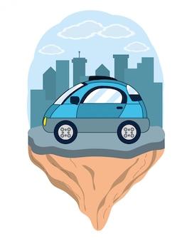 Autonomiczna technologia samochodowa