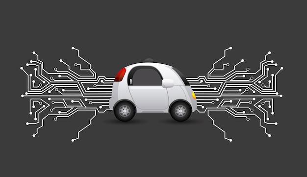 Autonomiczny projekt samochodu