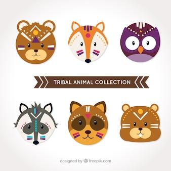 Avatar zbiór plemiennych zwierząt