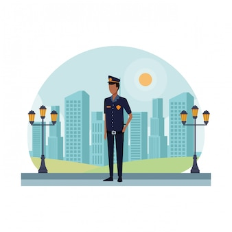 Awatar pracownika policjanta