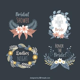 Bachelorette party pack dekoracyjne ślub