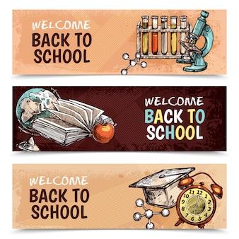 Back to school banery