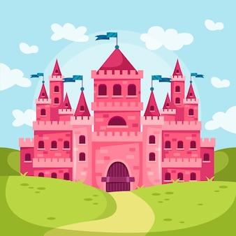Bajkowa forteca