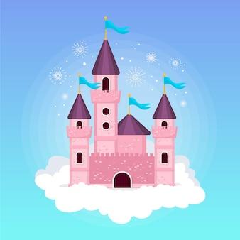 Bajkowy zamek