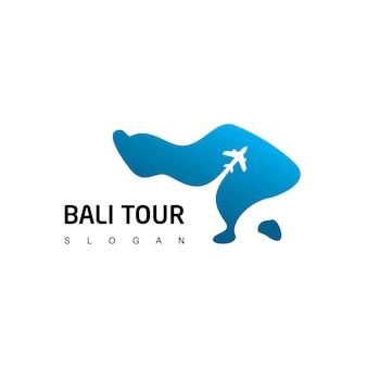 Bali tour and travel logo