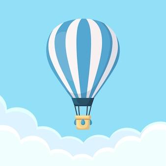 Balon na gorące powietrze