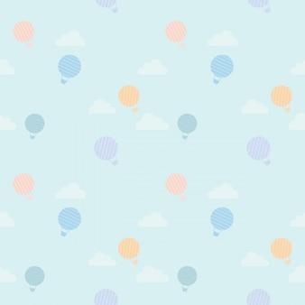 Balonowy wzór