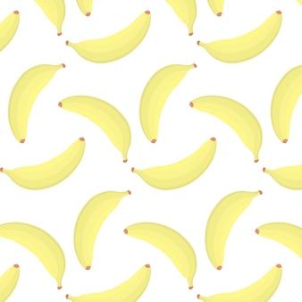 Banan wektor wzór