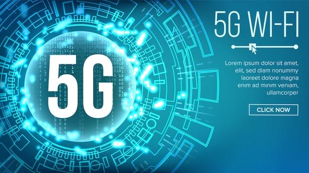 Baner 5g wi-fi