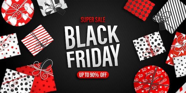 Baner black friday sale