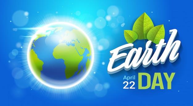 Baner dnia ziemi
