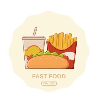 Baner fast food