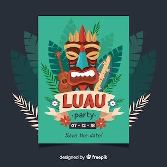 Baner imprezowy luau