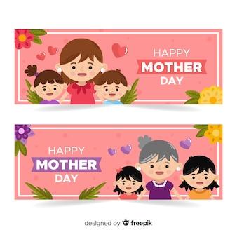 Baner na dzień matki