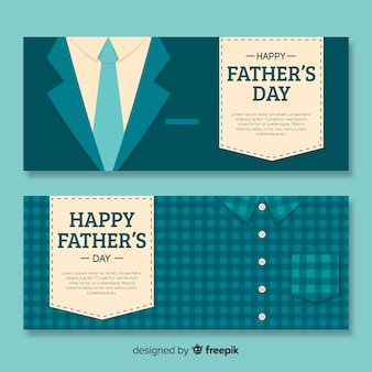 Baner na dzień ojca