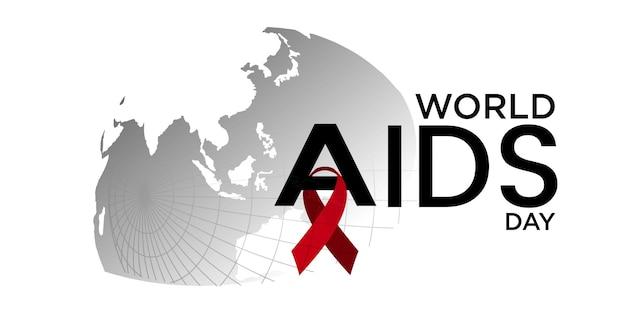 Baner na światowy dzień pomocy