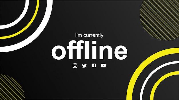 Baner offline twitcha