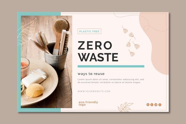 Baner zero waste