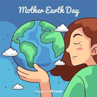 Banery dzień matki ziemi