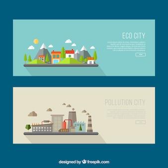 Banery eco