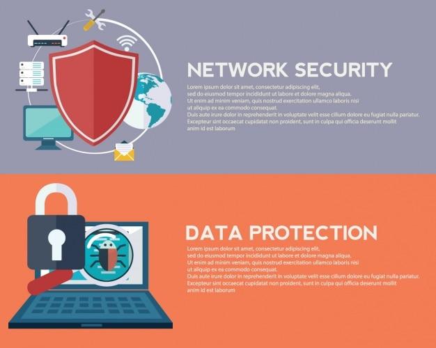 Banery internet zabezpieczeń