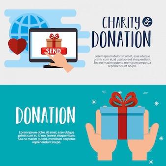 Banery na cele charytatywne