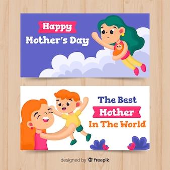Banery na dzień matki