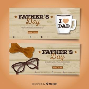 Banery na dzień ojca
