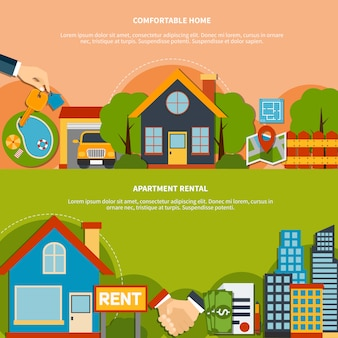 Banery nieruchomości