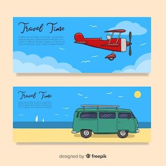 Banery podróżne