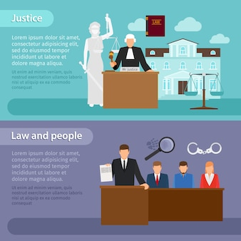 Banery prawnicze