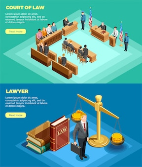 Banery sądowe