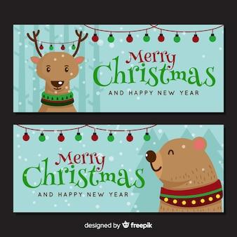 Banery świąteczne